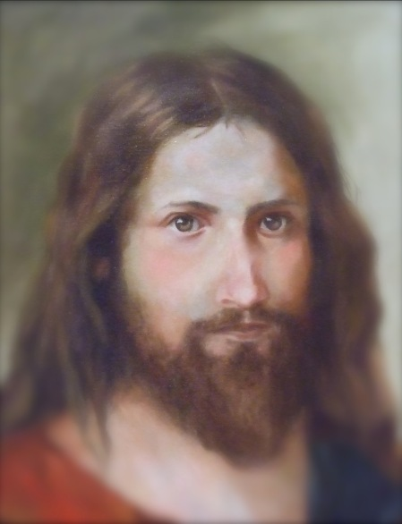 Portrait of Jesus Christ